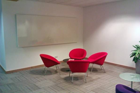 ThinkingWall Frameless Whiteboard