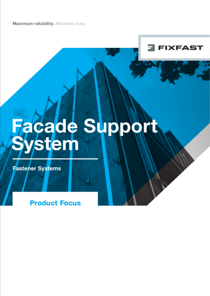 Facade Support System Product Focus