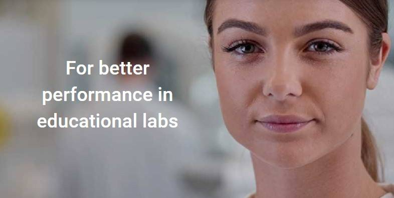 For better performance in educational labs