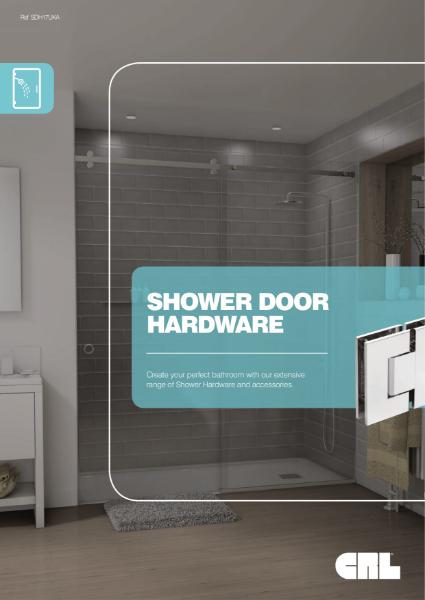 CRL Shower Door Hardware