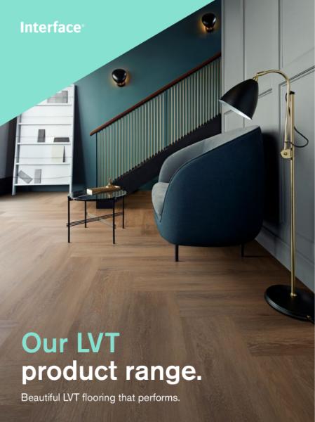 Our LVT product range