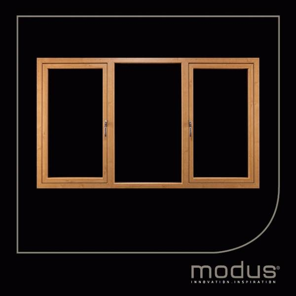 Modus Flush Casement Windows