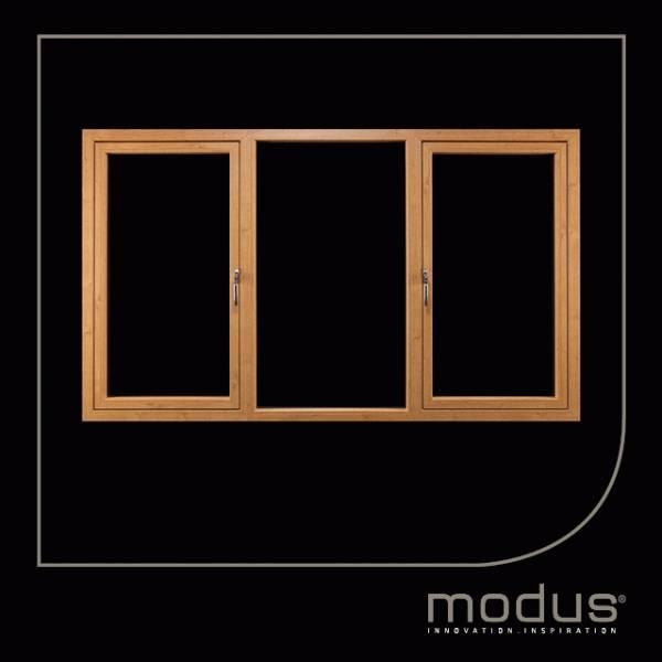 Modus Flush Casement Windows