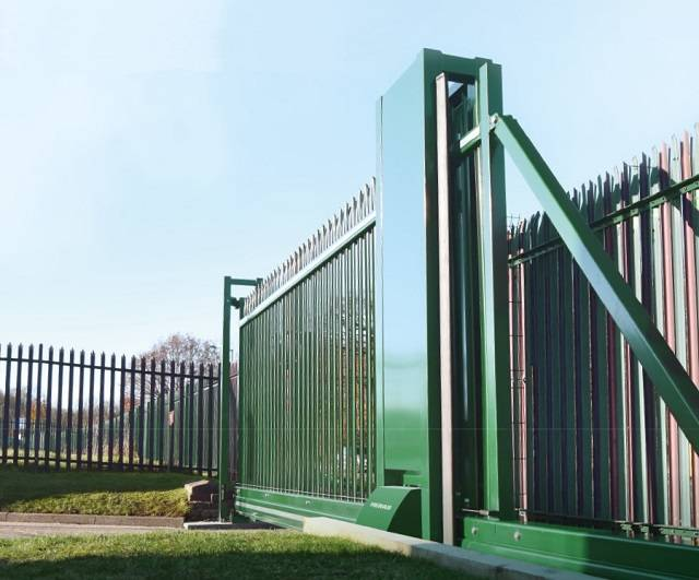 Sliding Gate Safeglide 2