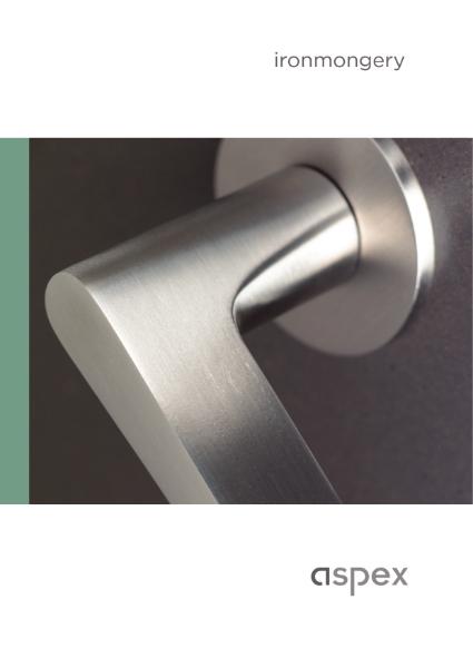 Integra Ironmongery Brochure