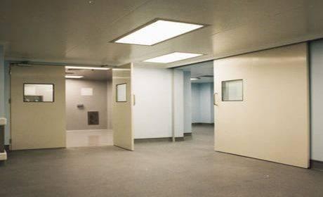 Dortek Hygienic Sliding Doors