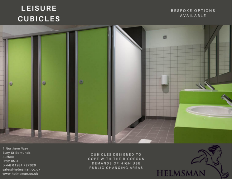 Leisure Cubicles