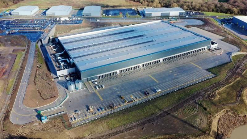 Amazon Logistics Centre, Leeds