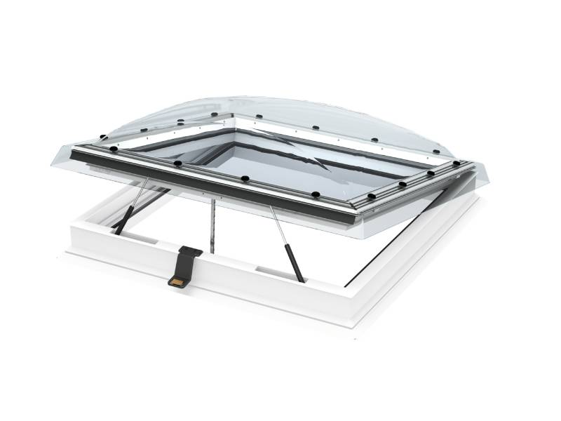 CVP INTEGRA® Elect. flat roof window