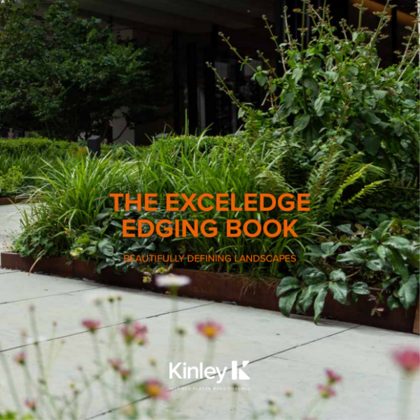 Kinley ExcelEdge Edging Book