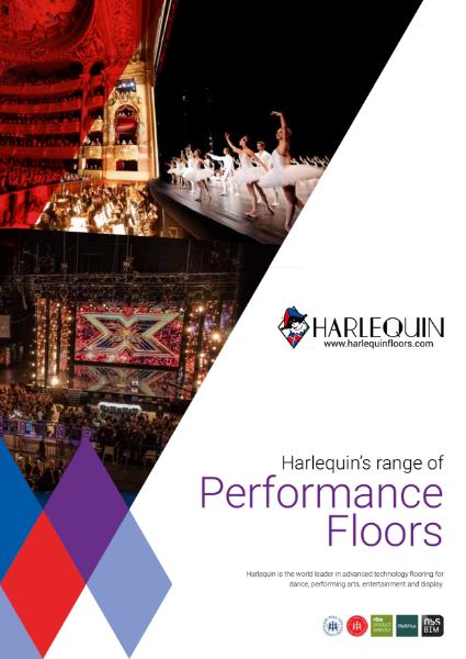 Harlequin - Range of Performance Floors