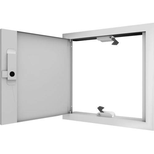 Easy Install 1 Hour Fire Rated Metal Access Panel with Picture Frame