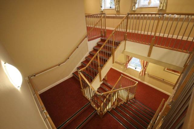 Fusion – Commercial Indoor Stair Balustrade