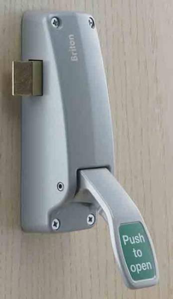 Briton emergency exit hardware (to EN 179)