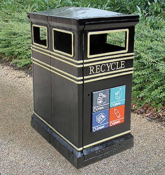 Covent Garden Recycling Bin
