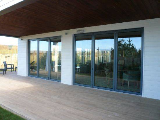 Visofold Slide Folding Doors