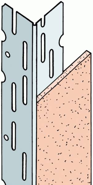 Metal Beads for Thin Coat Plaster