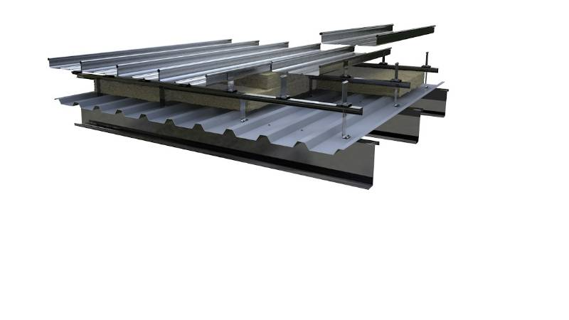 Liner Sheet with Bar and Bracket