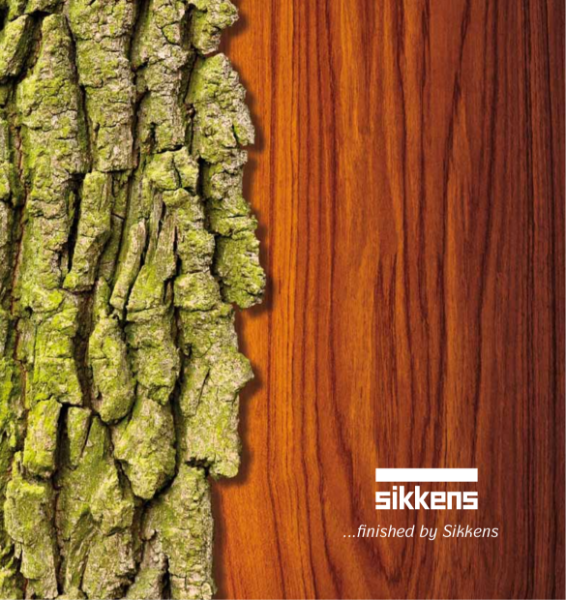 Finished By Sikkens - The Sikkens Wood Booklet