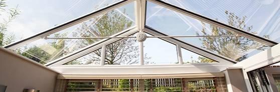 PVC-U Conservatory Roof