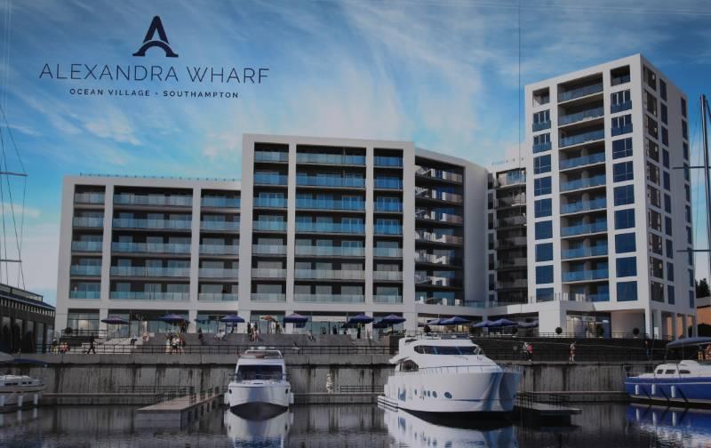 Ocean Village Apartments, Southampton