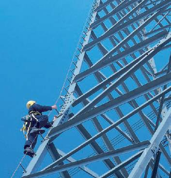 Western Power Distribution: Safer Access to Transmission Towers