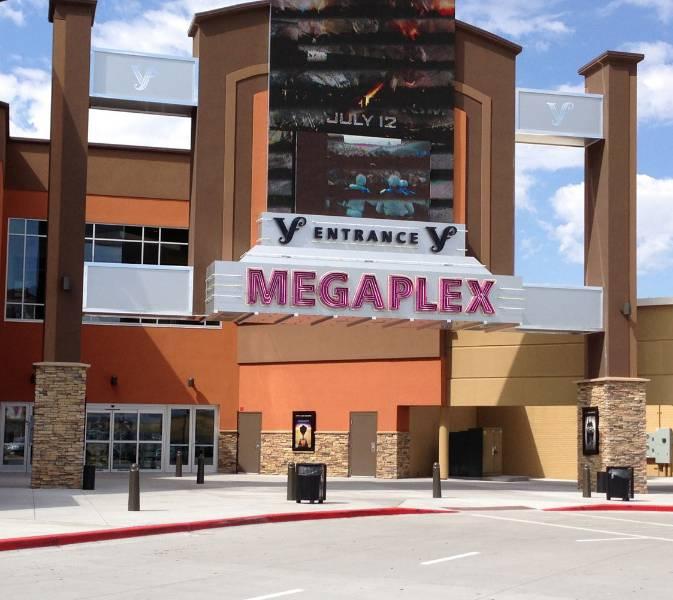 Megaplex Theater