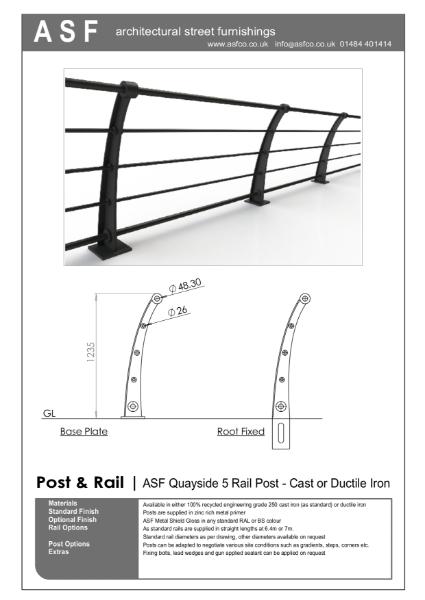 ASF Quayside Posts