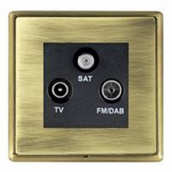 Linea-Rondo CFX - Television Sockets
