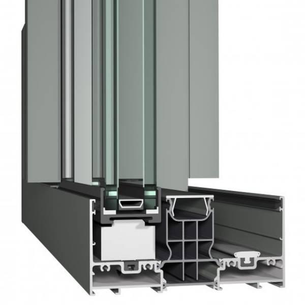 Aluminium Sliding Door Hi-Finity Patio System