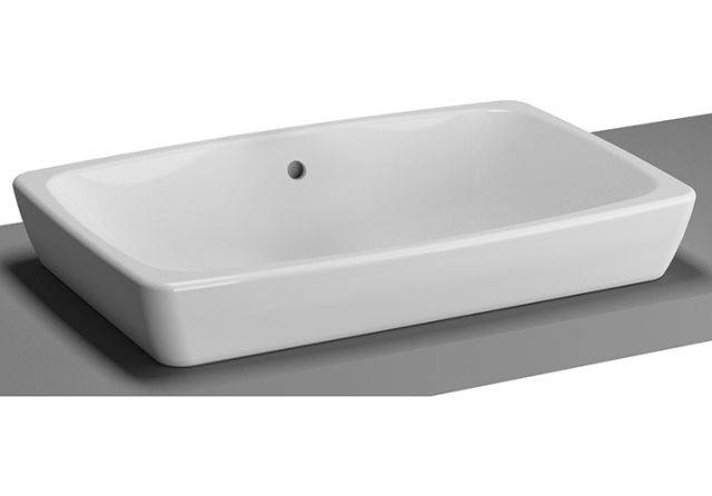 M-Line countertop washbasin, 60cm