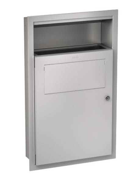 Sanitary towel and disposal bin - RODX612E