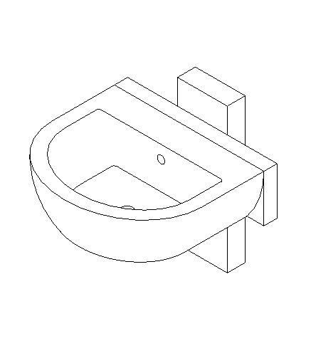 Height-adjustable wash basin