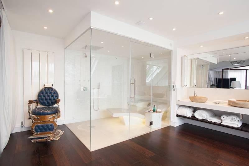 Residential Steam Suite C