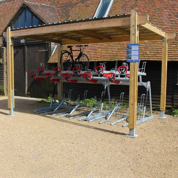 Loxley Shelter - 100% Plastic Free