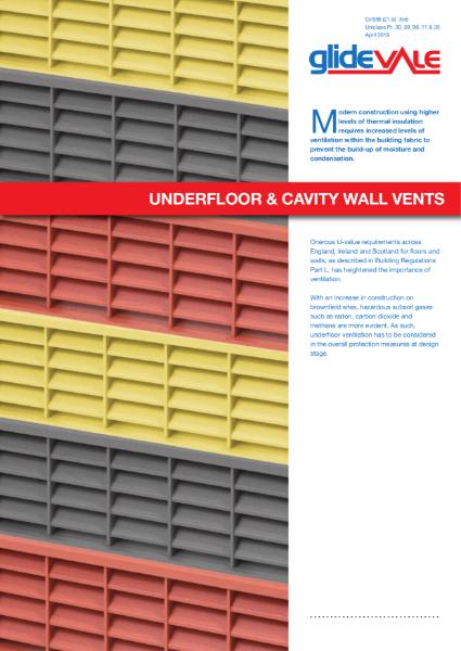 Underfloor & Cavity Wall Vents