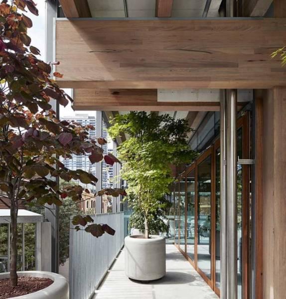 MASSLAM Glulam Timber Beams