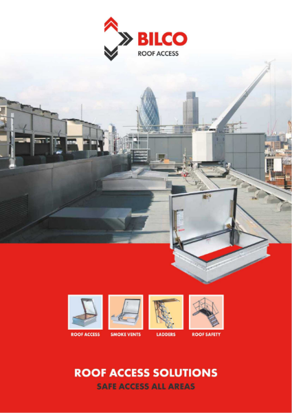 Bilco UK Roof Access Brochure
