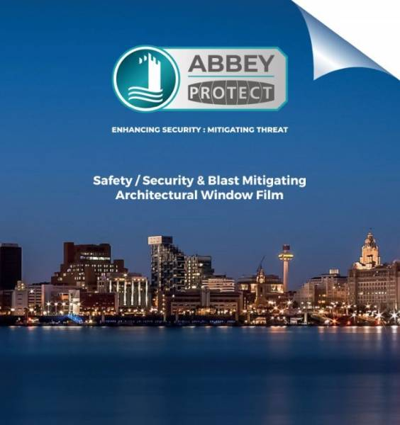 Security / Safety Architectural Window Film