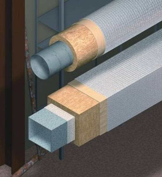 ROCKWOOL Techtube