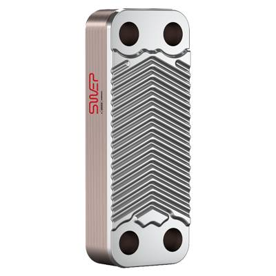 E5AS - Plate heat exchanger