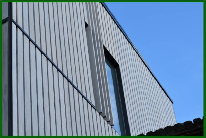 MEDITE TRICOYA EXTREME: ensuring the long life of exterior cladding