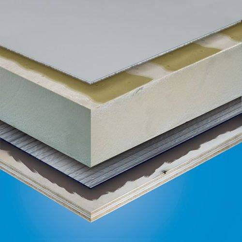 Sika-Trocal SGK Composite Adhered System (Warm Roof)