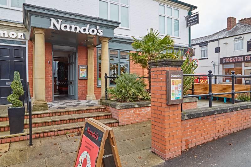 Nando's Warrington