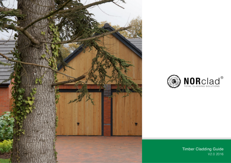 Timber Cladding Guide 2018