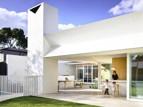 Impressive Addition for the Maitland House, VIC