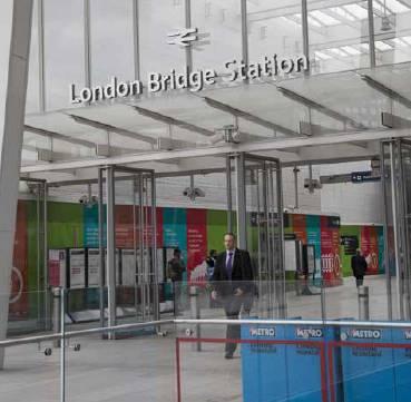 Network Rail: London Bridge Station