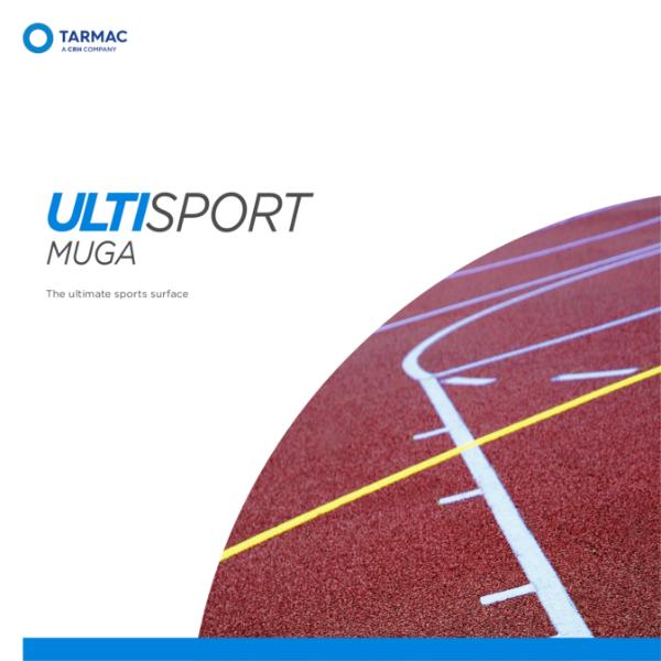 Asphalt sports surface