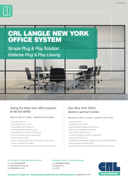 CRL New York Office System