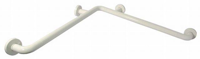 Corner Safety Support Rail Nylon Coated